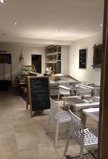 Le Vivier  - Intérieur restaurant  -