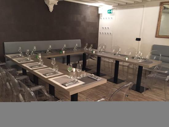 Restaurant : Le 122  - Salle groupes -   © le122