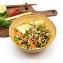 Entrée : Thai at Home  - Tartare de saumon à la Thaï -   © thai at home