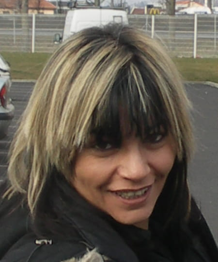 Frédérique Suso  Epouse Véret