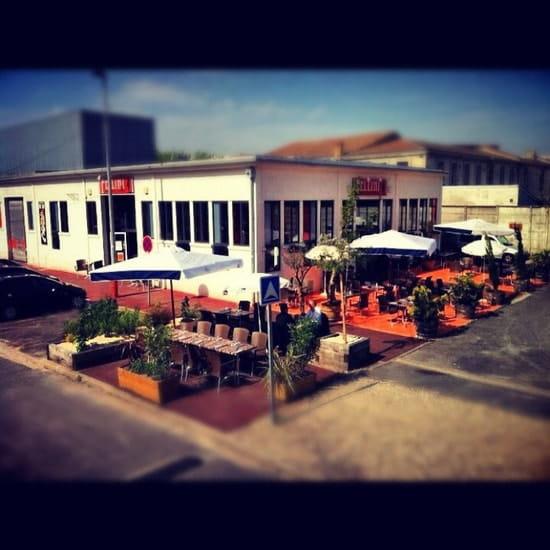 Restaurant : Fellini  - Fellini terrasse d'été  -
