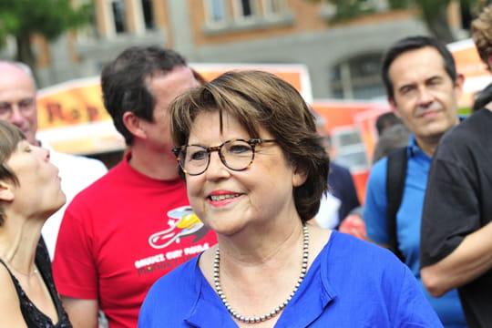 Martine Aubry: quel est son programme pour les municipales à Lille?