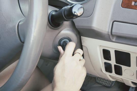Antidémarrage de voiture: à quoi sert-il, quelles sont les pannes?