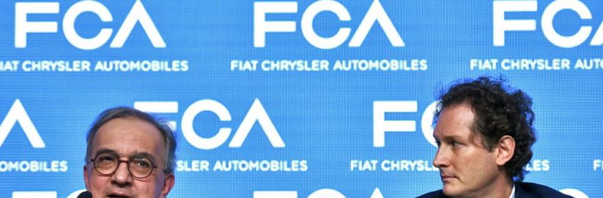 Changement de pilote chez Fiat et Ferrari avec le départ précipité de Marchionne