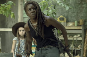 The Walking Dead: Michonne a-t-elle quitté la série?