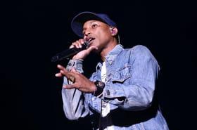 Vieilles Charrues: Pharrell Williams est la surprise de la programmation