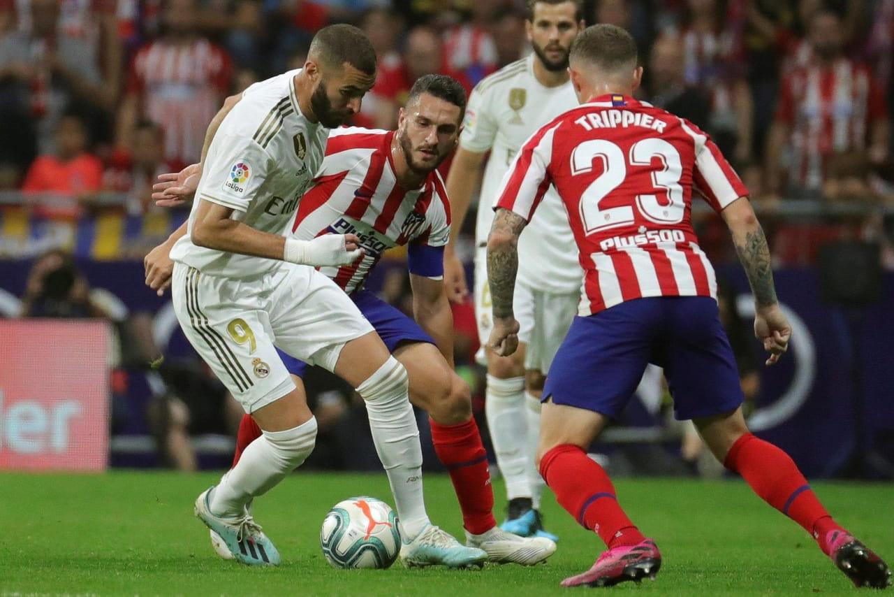 Atlético - Real Madrid: triste match nul dans le derby de Madrid, le résumé du match