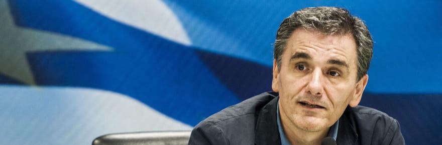 """Euclide Tsakalotos, le nouveau ministre """"très anglais"""" desFinances grec"""