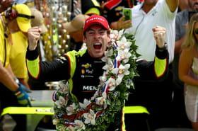 Le Français Simon Pagenaud remporte les 500miles d'Indianapolis