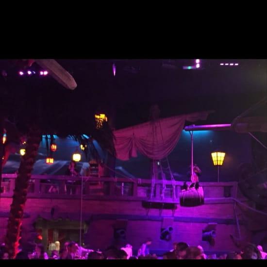 Restaurant : Pirates Paradise  - Le décor  -