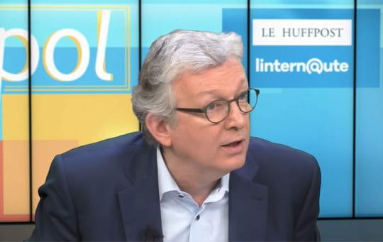 """Pierre Laurent: """"Sans les parrainages du PCF, il n'y aurait pas de candidature de Mélenchon"""""""