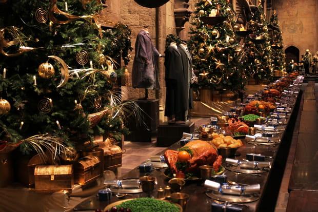 Le Noël d'Harry Potter à Poudlard