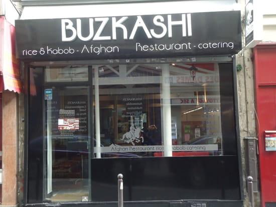 Buzkashi