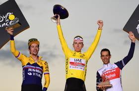 Tour de France: Pogacar vainqueur, le classement final et le bilan de la course