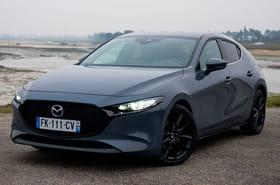 Mazda 3: consomme-t-elle vraiment peu? Notre essai du Skyactiv-X