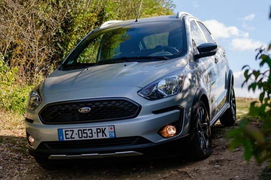 Ford Ka+: la citadine se transforme en SUV, notre essai [photos]