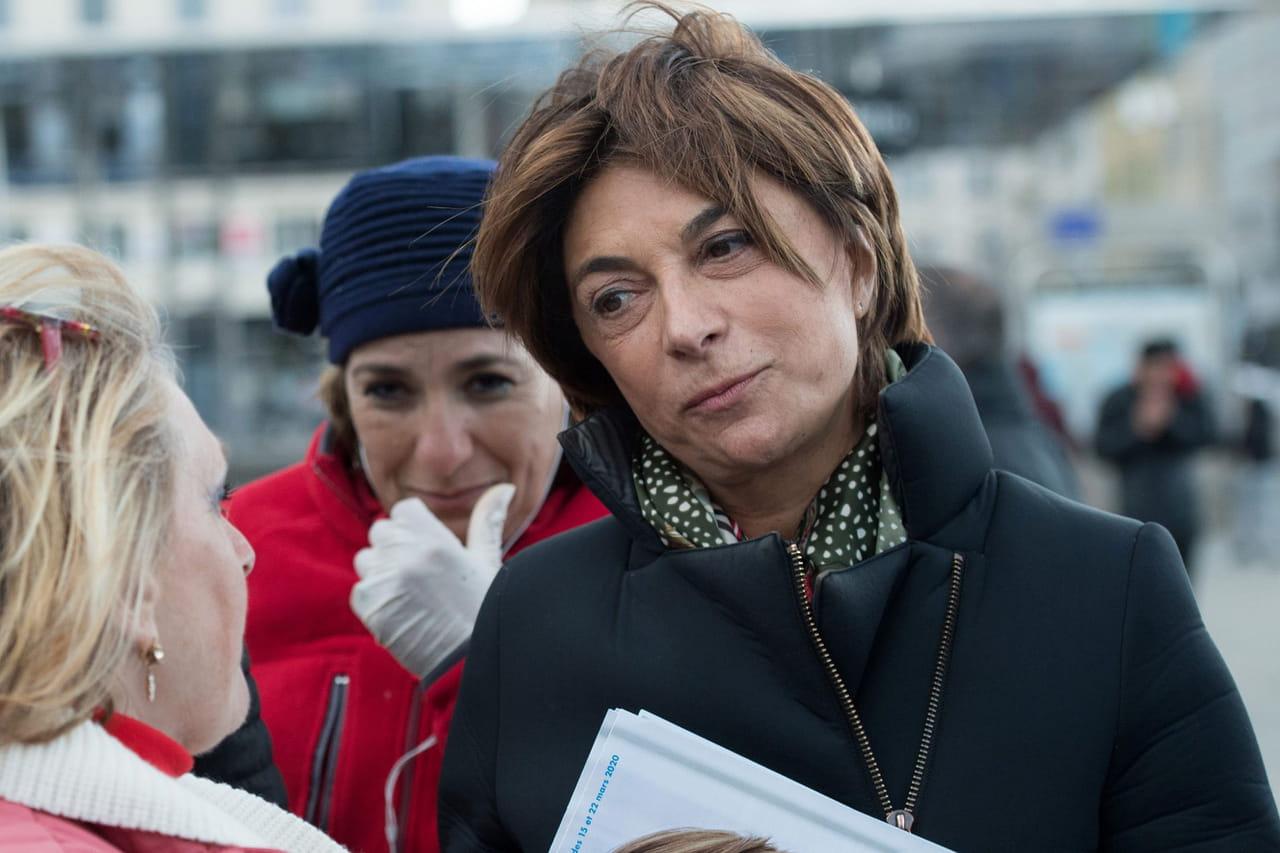 Résultat de Martine Vassalaux municipales à Marseille: au coude à coude avec Michèle Rubirola