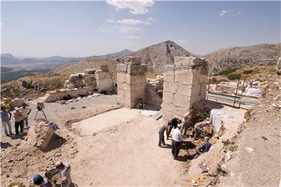 sagalassos se trouve à l'ouest de la turquie.