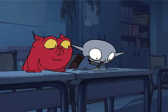 Petit vampire: le nouveau dessin animé de Joann Sfar convainc la critique