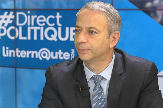 """Laurent Baumel: """"Macron aurait pu être dansungouvernement Sarkozy"""""""