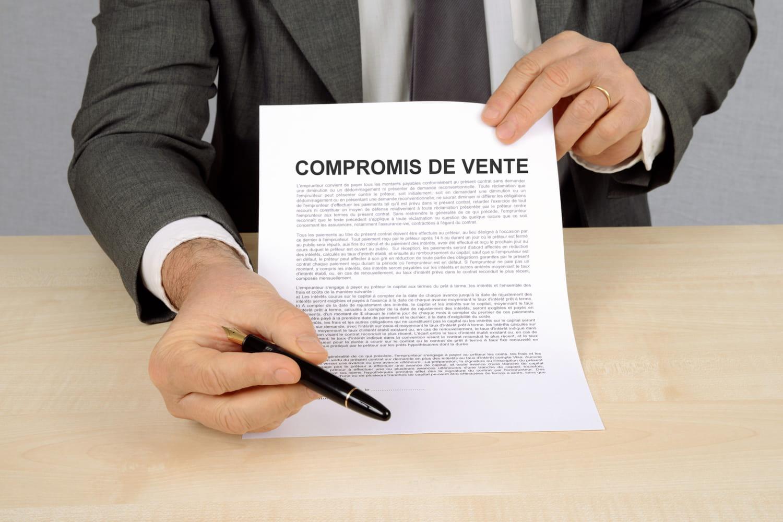 Compromis de vente: définition, signature et clauses suspensives