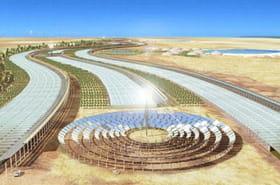 Des oasis artificielles pour lutter contre la désertification