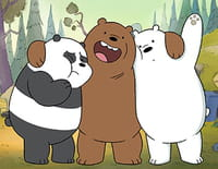 We Bare Bears : Le petit calamar