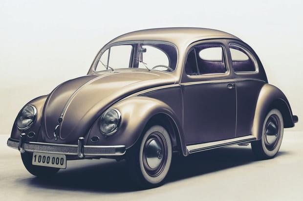 Tout sur la Volkswagen Coccinelle