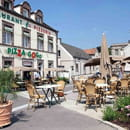 La Pizza Gogo  - le restaurant et sa terrasse exterieure -