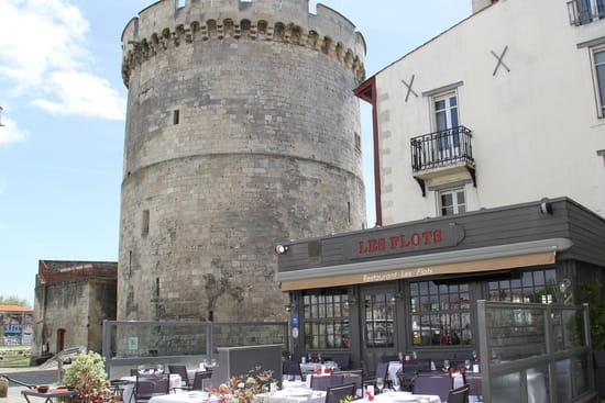 Restaurant : Les Flots  - Devanture Les Flots -   © Corentin Joly