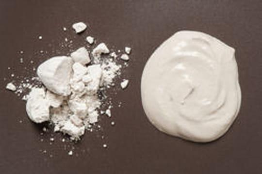 Pierre d'argile blanche: un nettoyant naturel très efficace
