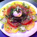 Plat : RDV  - Mange des Tomates mon Amour... 13€  -
