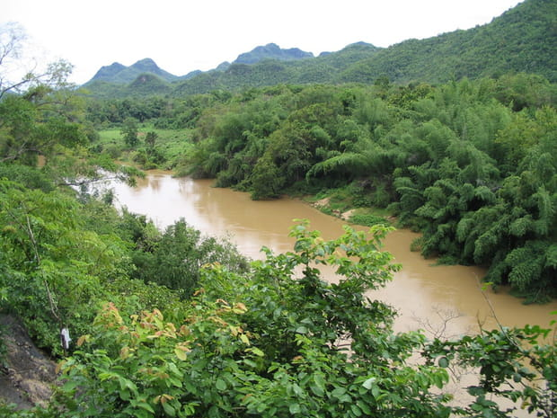 La vallée duMékong