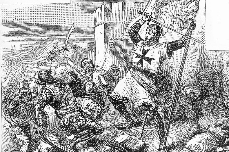 Les croisades: résumé des expéditions en Terre sainte de 1095et 1291