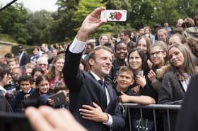 Le collégien recadré par Macron, victime d'un coup de com' facile?