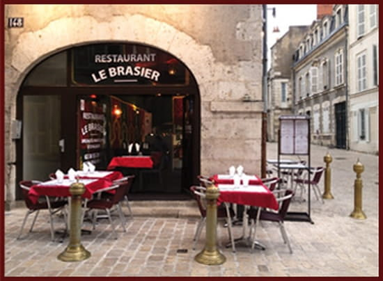 Restaurant le Brasier