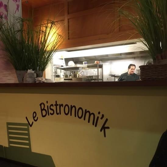 Restaurant : Bistronomi'k