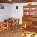 Les Glaciers, restaurant en Haute-Maurienne  - Salle de bar -   © J.Chevalier