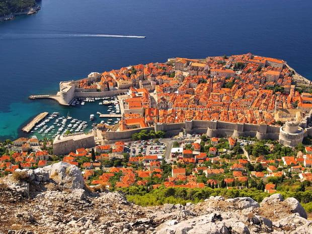 Carte Croatie Lieux Dinteret.Croatie A Voir Villes Visiter Climat Incontournables Plages