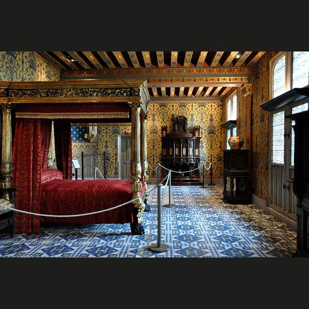Château de Blois, Chambre de Henri III