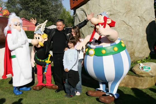 Parc Astérix: réouverture avec une nouvelle attraction sur les menhirs