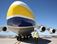 Machines de génie : Antonov 124 : le mastodonte des airs