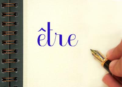 le mot le plus employé de la langue française demeure le verbe être