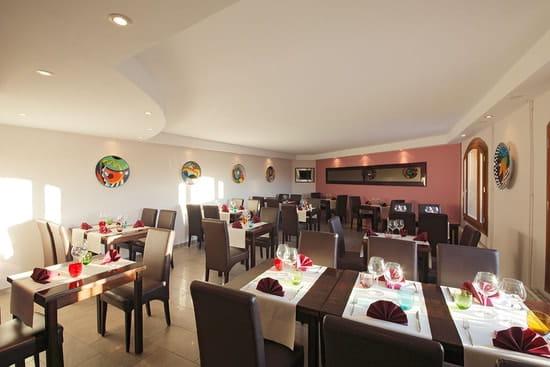 Carasol  - Salle restaurant -   © F.Hedelin