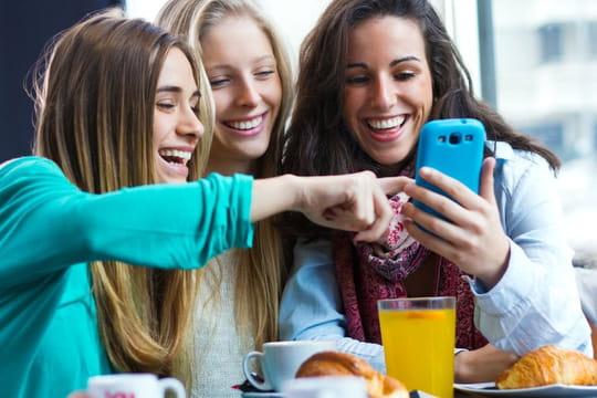 SMS drôle: exemples de SMS amusants