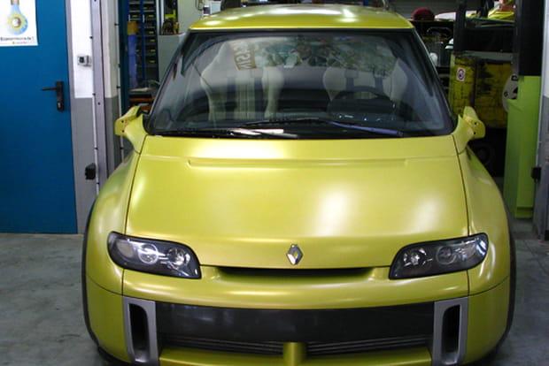 Renault Espace F1 : nous sommes montés dedans