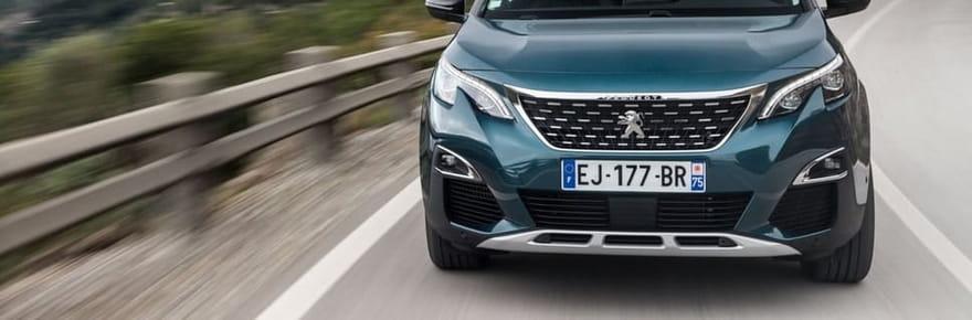 Nouveau Peugeot 5008: que vaut ce SUV familial? [prix, essai]