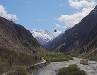 Les drones les sentinelles de l'environnement