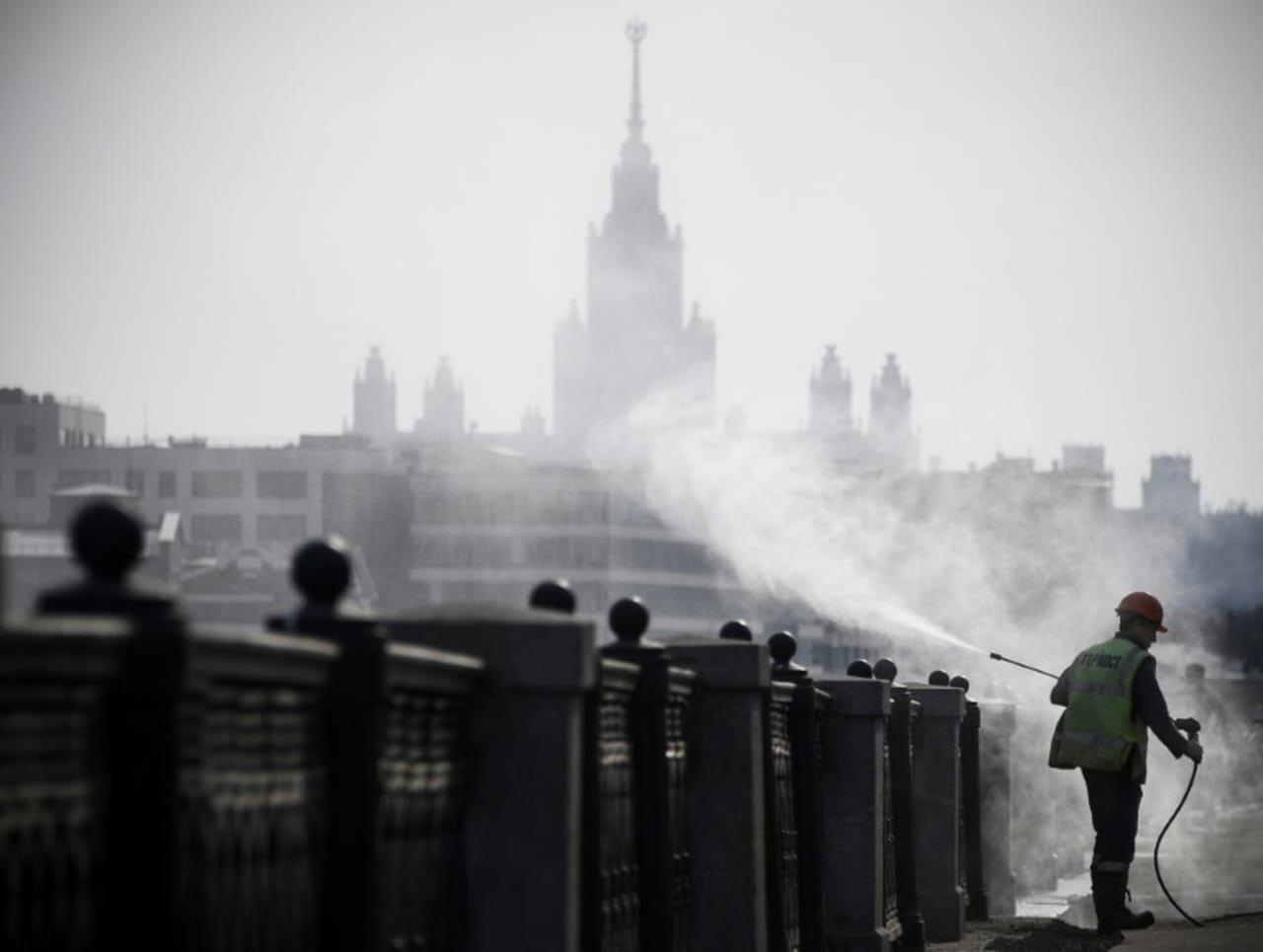 Coronavirus: Poutine appelle les Moscovites au respect du confinement