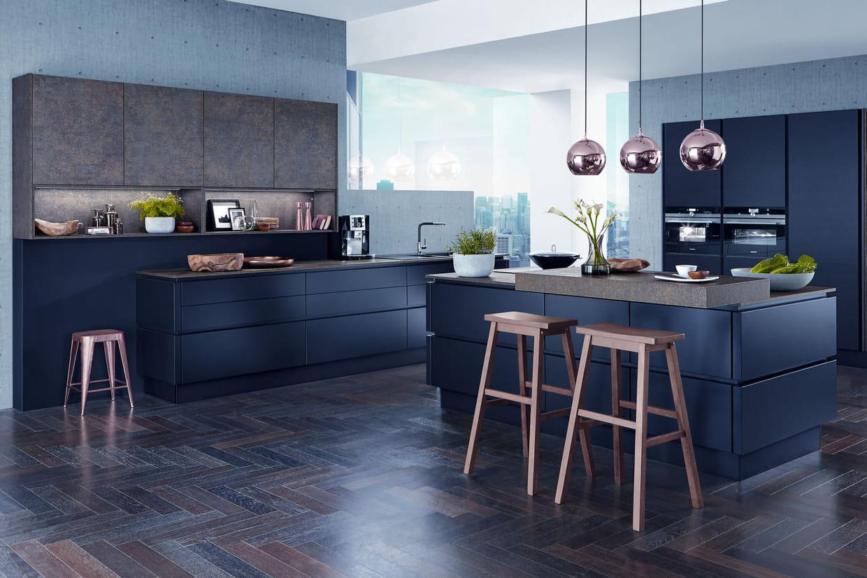 un lot de cuisine ultra moderne. Black Bedroom Furniture Sets. Home Design Ideas